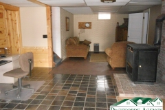 Family Room - basement