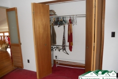 Master Bedroom Closet and dressing area